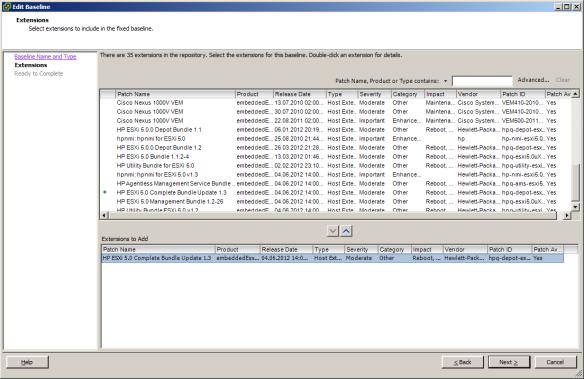 ESXi HP Updates | alpacapowered